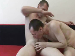 Anal Barebacking And Cum Felching