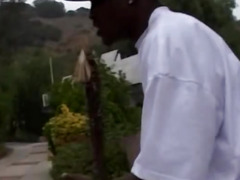 Fucking a girl picked from the street