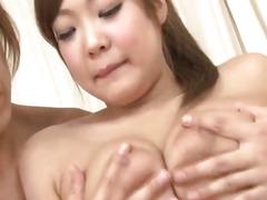 Rough hardcore for big tits Hiyoko Morinaga