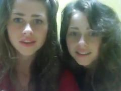 Gabi and Nati- Twin Sisters - Juan's Amazing Amateurs!