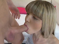 Going Best For The Anal Onto The Blonde Young Beauty Gina