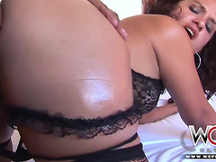 Taut Brazilian Butt