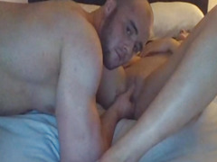 Non-Professional Cum-Hole Played By Her Partner
