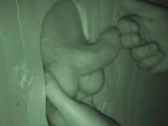 Auntie Bobs Hidden Webcam Gloryhole