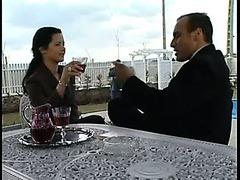 Husband wife & friend