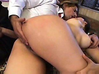 Porn Tube of Brazilian In Elevator