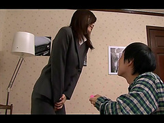 oriental business girlHDポルノ動画