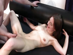 fuck, extreme, skinny, fetish, bizarre, gape, gaping, insertion