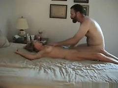 Older swinger neighbors have a foursome groupsex party