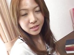 Yuka Koizumi receives boner in her naughty vagina