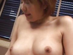 Rio Kurusu dilettante office chick goes wild on ramrod