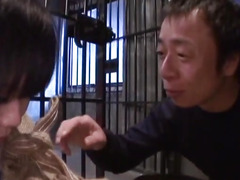 Minami Asaka goes wild on 2 dongs during three-some porn
