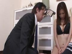 Av model Mirei Yokoyama goes wicked on a big 10-Pounder