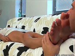 Vídeos porno HD de sleepy feet worship 034