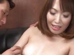 Dashing sex at the office along excited Nonoka Kaede