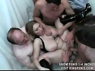 Porno Video of German In A Swinger Club