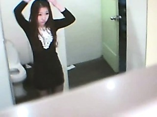 Porno Video of Camera In The Toilet Korea