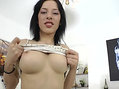 FirstAnalQuest.com fearsome-menacing ANAL SEX POSES EXPLORED WITH LARGE MILK SACKS RUSSIAN CUTIE