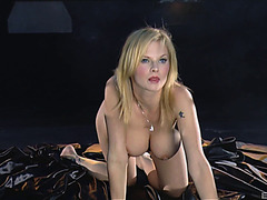 Tractable Golden-Haired Double Penetration