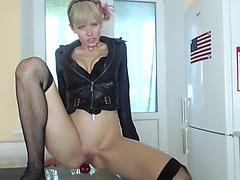 Alexis Kline Anal Sex-Toy