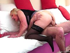 granny Sila menacing-fearsome nifty HD Porn Clips