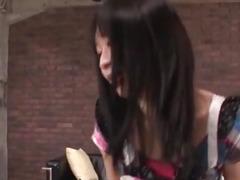 Neverseen group porn along juvenile Nozomi Hazuki