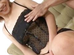 Sensational porn scenes with hawt Hazuki Rui