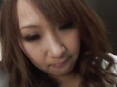 Rika Kurachi delights with penis in every of her love holes