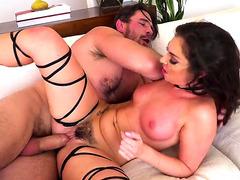 Vídeos porno HD de Duckmoviesdotnet fearsome Brittany Shae Anal Creampie