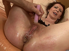 unshaved mother I'd like to fuck Debra aka Franca Cumming older