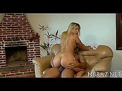 Beautiful brazilian rouge likes sex