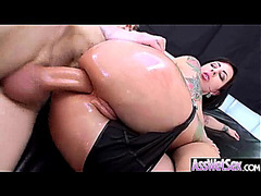 Large Wazoo Angel menacing(dollie darko)menacing Receive Oiled And Anal Hardcore Nailed episode-08