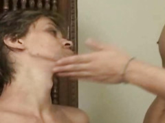 2 Latino Dudes with Steamy Hawt Bareback Sex
