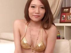 Aoi Yuuki full toy porn to cause her agonorgasmos