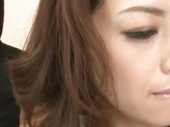 Maki Hojo acquires pecker to devour every of her holes