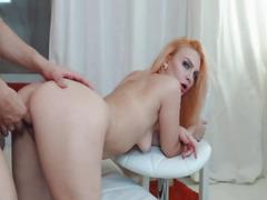 Smokin' Sexy Hawt Glamorous Pair Have A Fun Having Sex