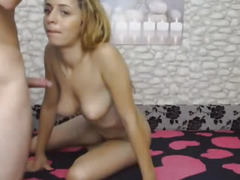 That Babe Likes Cum On Her Love Muffins After Getting Drilled