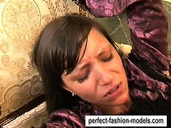 the first porno casting a catwalk models by pornelli