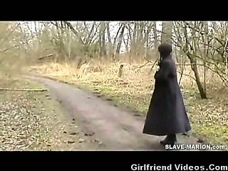 Porno Video of Wife Peeing In Public & Home