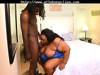 Porno Video of Q2m Super-size It! #3  Black Ebony Cumshots Ebony Swallow Interracial