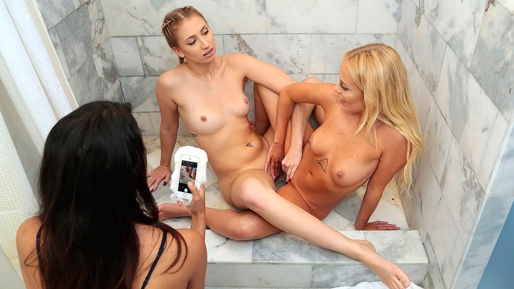 Know site lesbo sex in the shower
