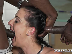 DPBlacksOnSluts fearsome-menacing fearsome mother I'd like to fuck Texas Patti Has Her 1St Interracial double penetration