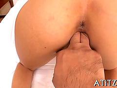 Vídeos porno HD de Hawt banging for beautifu titties Oriental