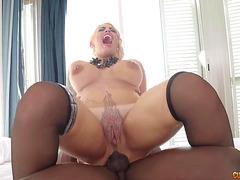 Candela X Interracial Anal HD Porn Clips