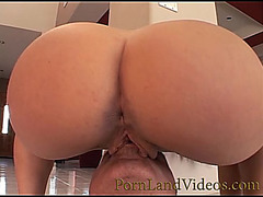fuck that corpulent wazoo and cum into doxy throat