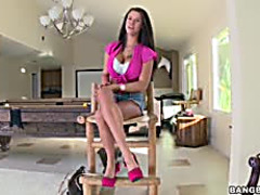Peta Jensen 1st creampie,threatening this babe loved it threatening see online for free