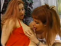 Lesbo In Hardcore Fur Pie Fisting Up Hairless Cum-Hole Of Preggy Cougar