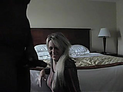 Golden-Haired mother i'd like to fuck meets BBC in Hotel