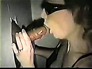 Porn Tube of Amateur Wife Experimenting A Gloryhole