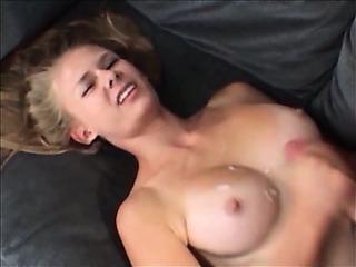 Porno Video of Cum On Big Tits Cump2